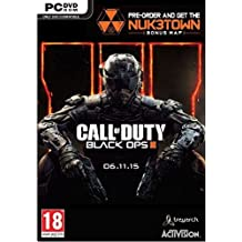Call of Duty: Black Ops 3 with Nuketown Map DLC (PC DVD)