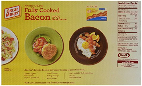 Lunchables likewise Oscar Mayer Selects Uncured Tur 2012 additionally Our Products moreover Bacon in addition Best Bacon Brands n 4058416. on oscar mayer bacon nutrition