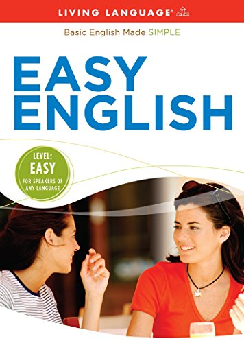 Easy English: Basic English Made Simple (ESL) by Brand: Living Language