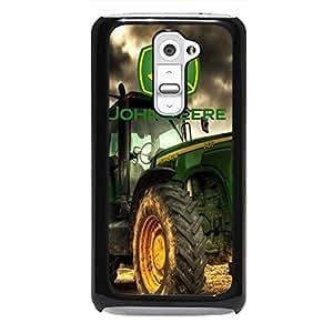 Famous DE John Deere Cover Shell Fashionable Tractor John Deere Phone Case Cover for LG G2