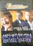 German Lizarraga Y Su Banda Estrellas De Sinola: Somos Mas Que Amigos