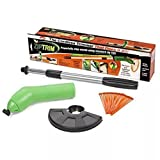 Chinis Zip Trim Cordless Trimmer & Edger Works With Standard Zip Ties Portable Trimmer For Garden Decor