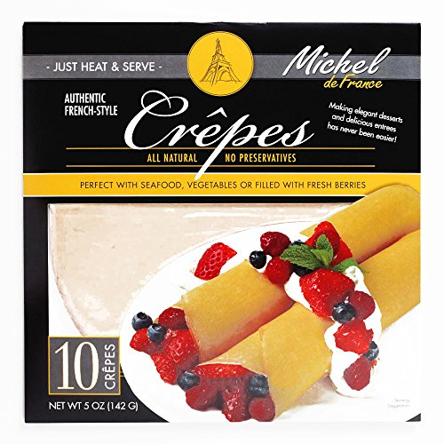Ready Made Crepes 5 oz each (1 Item Per Order, not per case) by Ready Made