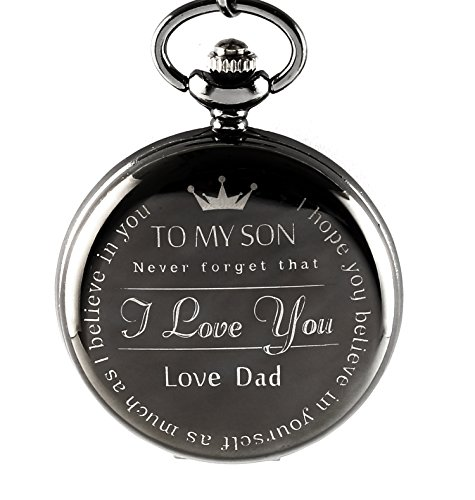 """ To My Son - Love Dad "" Gift"