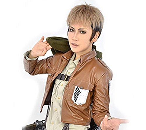 2013-Wig-Jean-Kirstein-Attack-on-Titan-Short-Blonde-Black-Anime-Cosplay-Party-Wig-Costume-Wig-Cap-by-Anogol