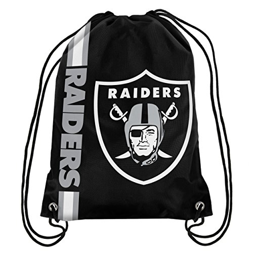 FOCO Oakland Raiders Big Logo Drawstring (Raider Pack)