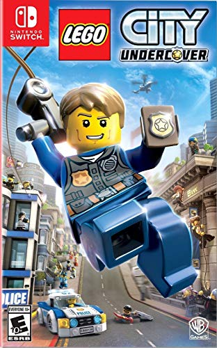 LEGO City Undercover – Nintendo Switch