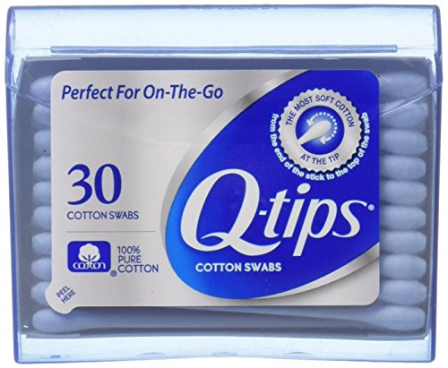 Q-tips Purse Pack - Q-TIPS SWABS Purse Pack 30