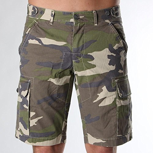 Uomo Wosho0399 Woolrich Camouflage 34 Shorts CAng0nxwRq
