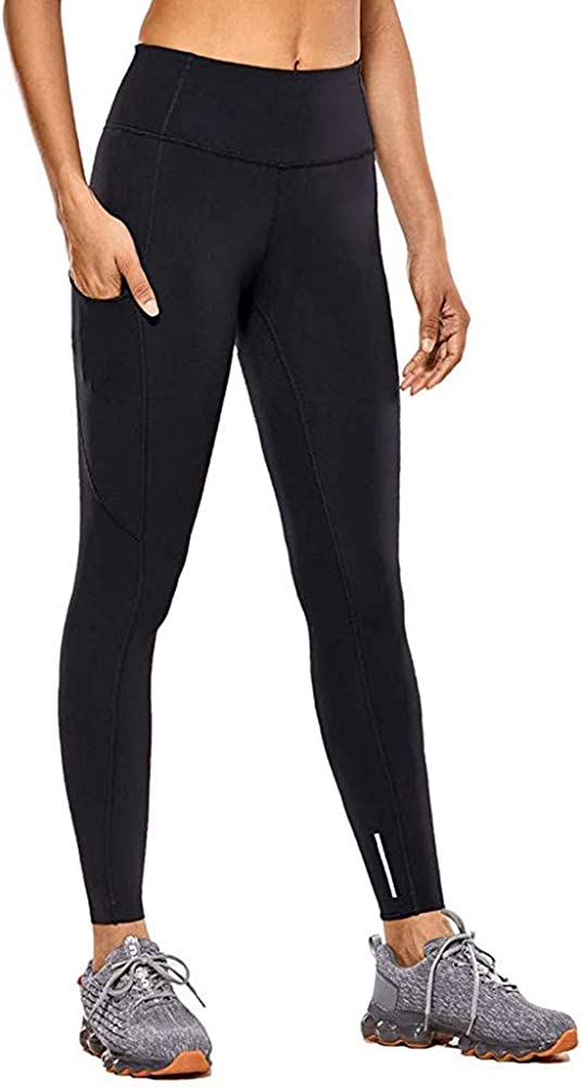 8. FGDJEE High Waisted Yoga Pants Leggings for Women with Pockets