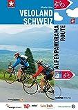 Veloland Schweiz 4: Alpenpanorama-Route: Die offiziellen Routenführer (Veloland Schweiz / Offizieller Routenführer)