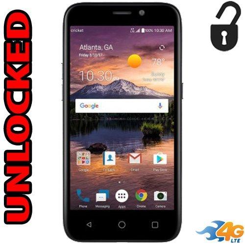 Zte Prelude Plus + Unlocked 4g Lte Usa Latin & Caribbean Quad Core Z851 5mp Flash 8gb Android 7.1 LCD 5.0 Desbloqueado by ZTE