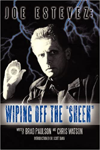 joe estevez wiping off the sheen