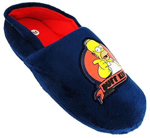 The Simpsons Duff Sport, Herren Sporttasche