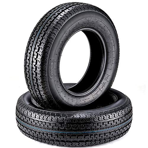 FOUR Set of 4 Transeagle ST Radial II Steel Belted Premium Trailer Tires-ST215//75R14 108//103L LRD 8-Ply