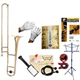 RS Berkeley utr88 University Series Trombone with case & Bonus RSB MEGA PACK w/Essential Elements Book