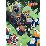 Great Eastern Entertainment Naruto Kakashi Reading Wall Scroll, 33 by 44-Inch