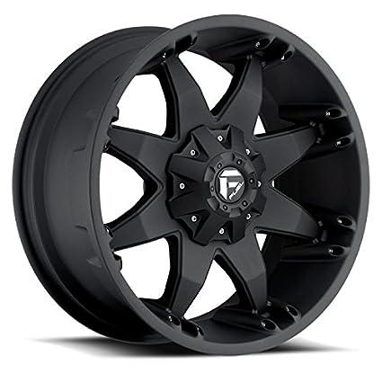 Fuel Wheels 20x9 >> Amazon Com Fuel Offroad Wheels D509 20x9 Octane 8x180 Bd6