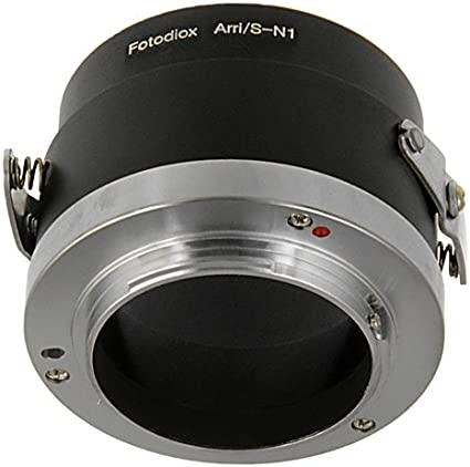 Fotodiox Lens Mount Adapter Compatible With Arri Kamera