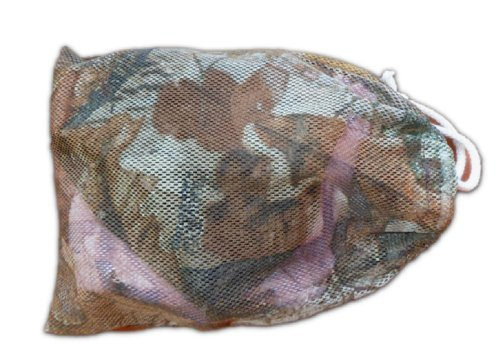 JLCK Baby Girls Mossy Oak Pink Camo Gift Set: Creeper Hat Booties 3PC 3-6 mo