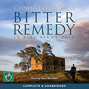 Bitter Remedy Audiobook