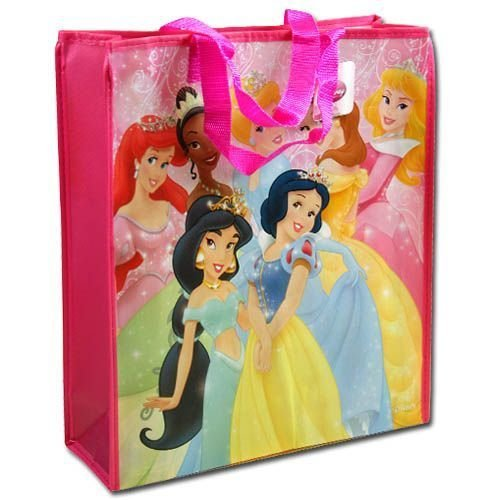 Disney Princess Non Woven Large Tote Bag