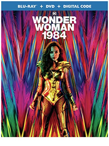 Wonder Woman 1984 (Blu-ray + DVD + Digital)