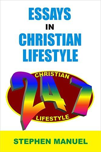 Essays in Christian Lifestyle (Healing Prayer Book, Healing
