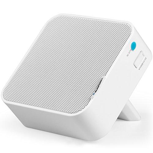 BLAUPUNKT PRB 10 Steckdosenradioradio-UKW PLL Küchenradio-Bluetooth-Lautsprecher mit Freisprecheinrichtung - AUX-IN-Anschluss - USB-Powerbank - UKW PLL-Tuner - Miniradio in edlem Design