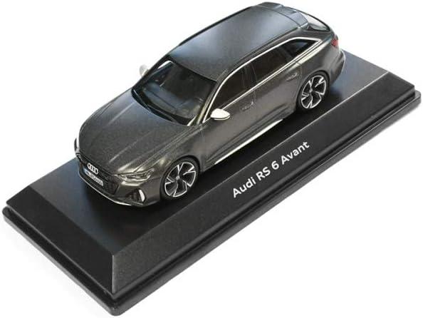 Audi 5012016231 RS6 Avant Gris Mod/èle 1:43 Miniature