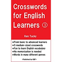 Crosswords for English Learners ③
