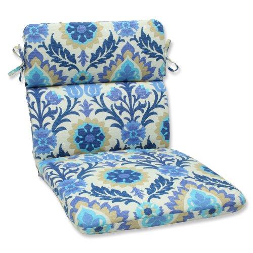 Light Blue Outdoor Cushions - 6