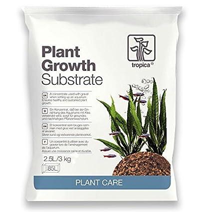 Tropica sustrato planta crecimiento – Acuario Plantado tanque de peces bolsa de salud ...
