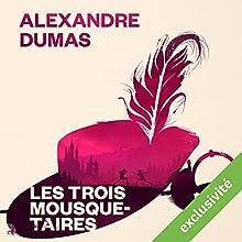 Les trois mousquetaires   Livre audio Auteur(s) : Alexandre Dumas Narrateur(s) : Bernard Bollet