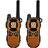 Motorola MT350R Giant MT350R FRS Weatherproof Two-Way – 35 Mile Radio Pack – Orange, Outdoor Stuffs