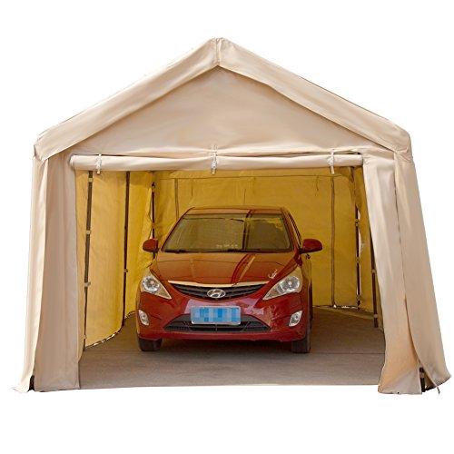abba-patio-10-x-20-ft-heavy-duty-beige-carport-car-canopy-versatile-shelter-with-sidewalls-beige