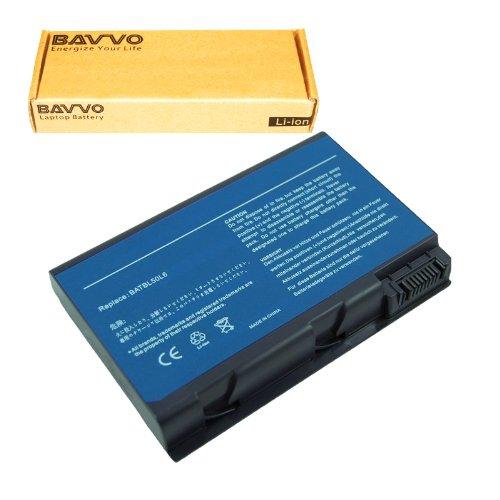 Bavvo Battery Compatible with ACER Aspire 5610-2013 5100-3010 3100-1405 BATBL50L6