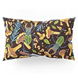 Society6 Deep In The Woods Pillow Sham King (20'' x 36'') Set of 2