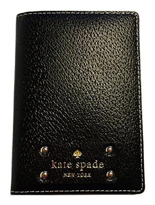 Kate Spade Leather Passport Holder Case