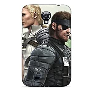 Tough Galaxy RQZLGvG5329HjBKF Case Cover/ Case For Galaxy S4(metal Gear Solid)