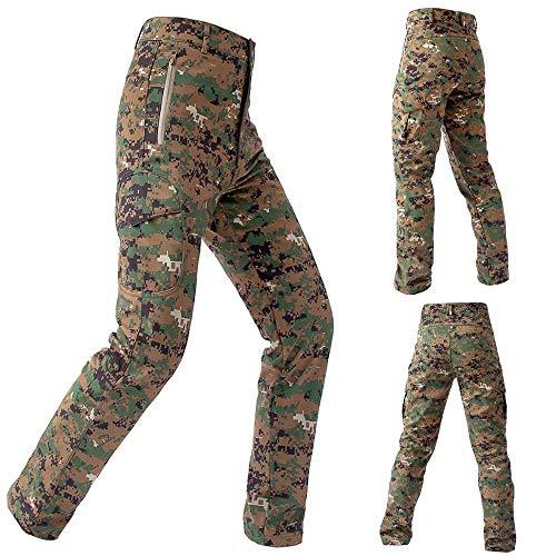 De Café Gore Adultes Camouflage Pantalon Pantalons Combat TCxqYwwO