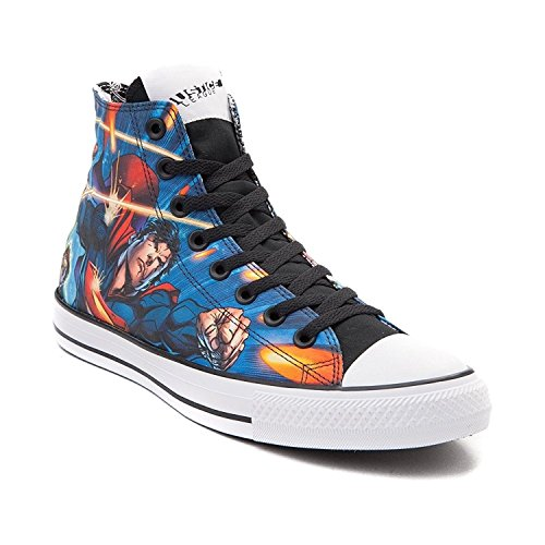 Converse Chuck Taylor All Star Hi (Mens 12/Womens 14, Justice League -