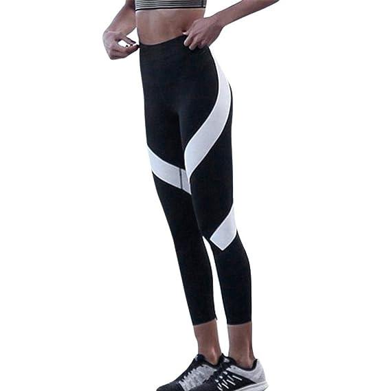 Leggings pour Femmes Mode Vêtements Fitness Sport Chics Gym