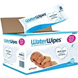 WaterWipe Pack of 12 Pouches x 60 Sheets, 720 Wipes