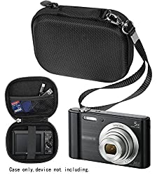 Digital Camera Case For Sony W800s, Dscw830; Canon Powershot Elph 180, Elph 190, Elph 310 Hs, Elpgh 350hs; Kodak Pixpro Friednly Zoom Fz43, Fz53-bl Point & Shoot Digital Camera; Nikon Coopix L32