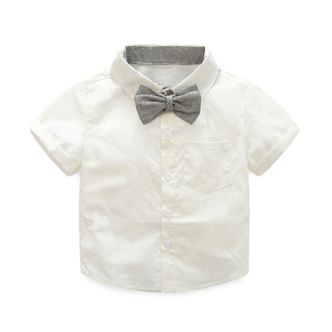 e4a450d2b Amazon.com  CCSDR Promotions Baby Boy Clothes Set