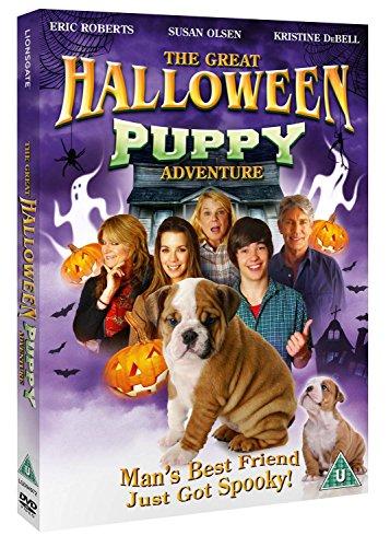 The Great Halloween Puppy Adventure [DVD]]()