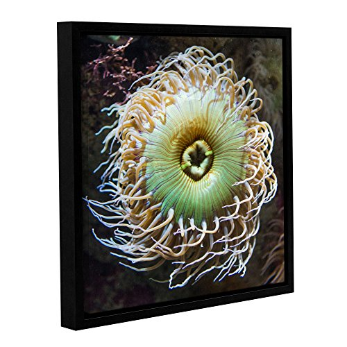 ArtWall Scott Campbell's Pucker Up Gallery Wrapped Floater-Framed Canvas Set, 14