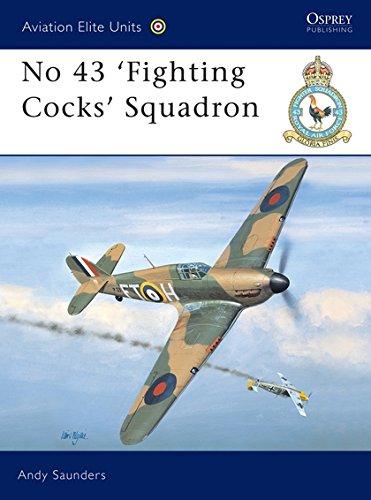 - No. 43 'Fighting Cocks' Squadron (Osprey Aviation Elite 9)