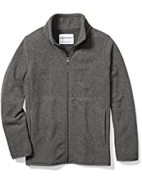 Boys' Full-Zip Polar Fleece Jacket